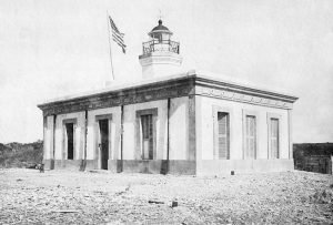 Puerto Ferro Light, 1905 (photo courtesy of the U.S.C.G.)