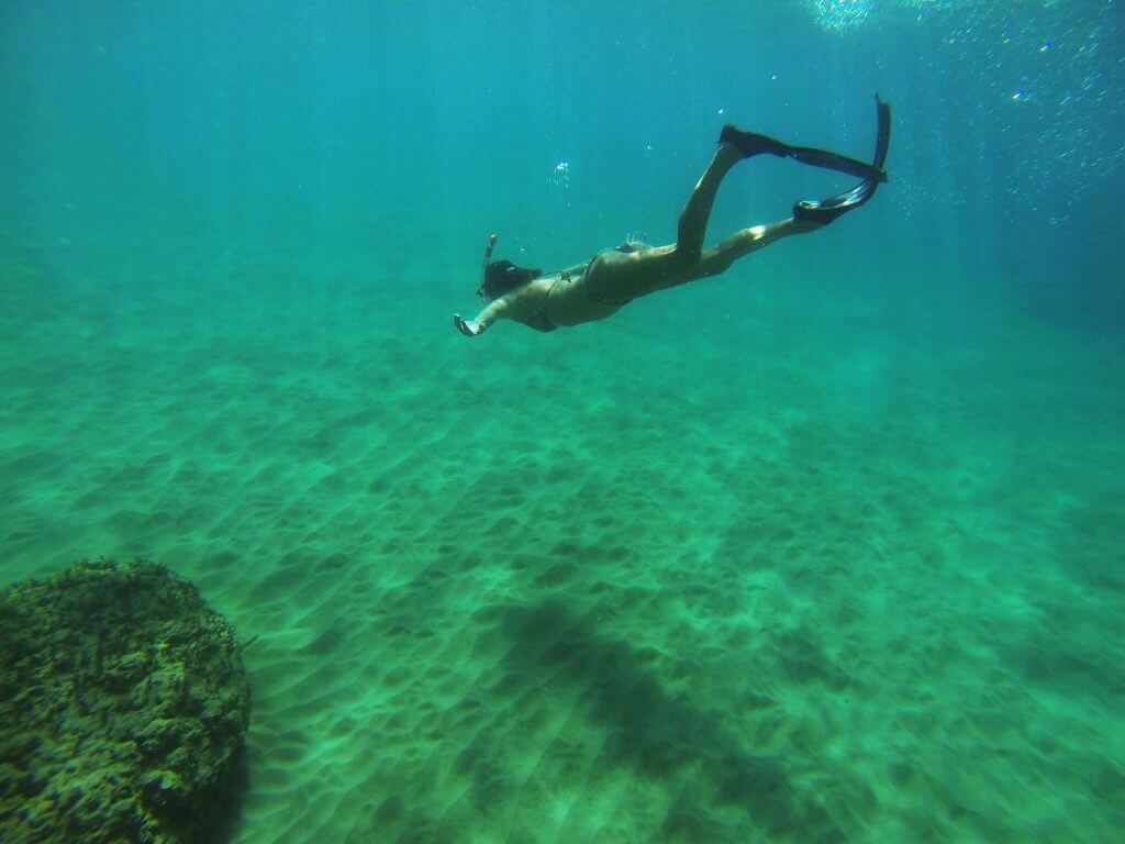 Freediving is freedom