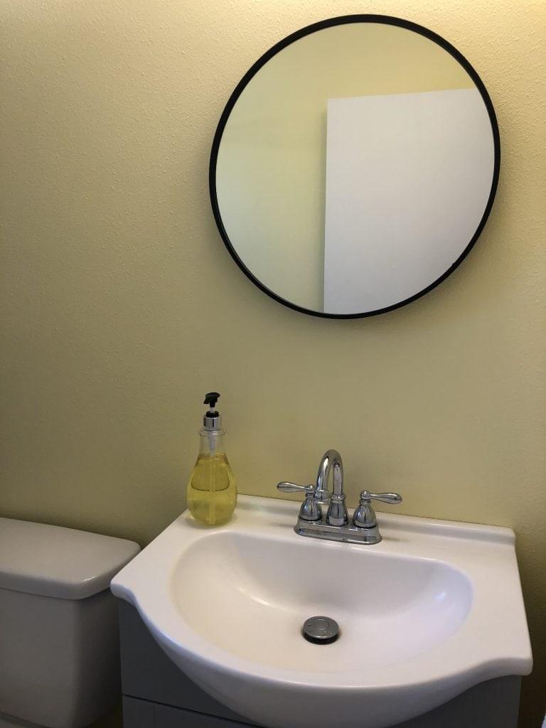 Also love the mirror