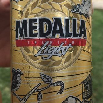 Puerto Rico's Gold Medal Beer